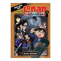 Thám Tử Lừng Danh Conan Hoạt Hình Màu: Tay Bắn Tỉa Ở Chiều Không Gian Khác - Tập 1 (Tái Bản)