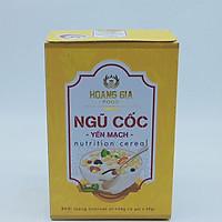 Ngũ cốc yến mạch Hoàng Gia cung cấp dinh dưỡng cho cơ thể 400g (16 gói x 25g)