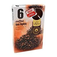 Hộp 6 nến thơm Tea lights Admit Coffee ADM6978 (Hương Cà phê)