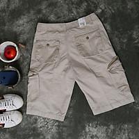 Quần short nam túi hộp dây kéo tiện lợi đựng được nhiều đồ