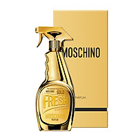 Nước Hoa Nữ Moschino Fresh Gold - Eau De Toilette (50ml)