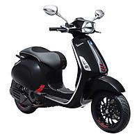 Xe Máy Vespa Sprint I-Get ABS - Đen carbon
