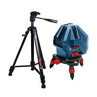 Máy cân mực laser Bosch GLL 5-50X + Chân đế (Mới)