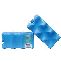 Đá khô bảo quản sữa mẹ hộp 3 rãnh - 02 hộp
