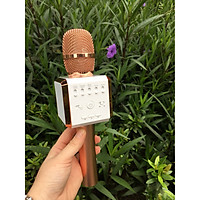 Micro kèm Loa Bluetooth K9 AQURA - Hàng Nhập Khẩu