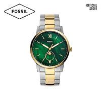 Đồng hồ nam FOSSIL Minimalist dây thép không gỉ FS5572 - màu vàng