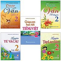 Sách: Combo 5 Cuốn Học Tiếng Việt Toàn Diện Cho Học Sinh Lớp 2