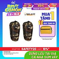 Combo Tiện Ích 2 Túi Ngủ Giữ Ấm Galaxy Store GSTNC2 Dành Cho 2 Người Đi Phượt Du Lịch Dã Ngoại Cắm Trại