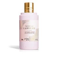 Dưỡng thể hương nước hoa L'occitane Terre de Lumiere L'eau 250ml/TDL L'Eau Beau Body Milk 250ml