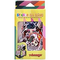 Bộ 40 Sticker Đa Năng Thanh Gươm Diệt Quỷ TDQ 016