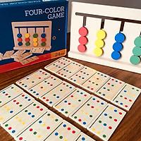 Đồ chơi  Tư duy toán hoc Montessori