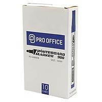 Hộp Bút Lông Bảng PO-WB900 - Mực Xanh