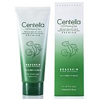 Kem tẩy da chết làm sạch da thảo dược tự nhiên Cica Centella Peeling Gel Beauskin Hàn quốc (150ml) và kẹp tóc
