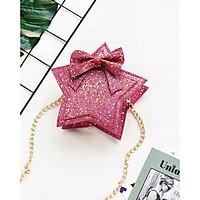 Túi đeo chéo cho bé hình ngôi sao lấp lánh đáng yêu – TX013