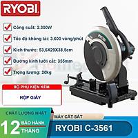 Máy cắt sắt Ryobi C-3561 2300W