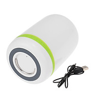 iCutes L350 Wireless Bluetooth Lamp Speaker Colorful LED Light Lamp TF Card LINE-IN Subwoofer Hands-free with Mic for