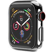 Ốp Case Bảo Vệ TPU Trong Suốt Hoco Cho Apple Watch Series 4/ 5/ 6/ SE Size 40/44mm_ Hàng Nhập Khẩu