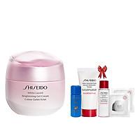 [Bộ sản phẩm tháng 9] Gel dưỡng trắng da Shiseido White Lucent Brightening Gel Cream 50ml