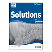 Solutions (2 Ed.) Adv : Work Book - Paperback