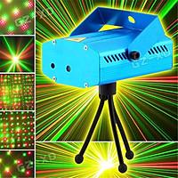 Đèn led laser mini sân khấu