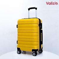 VALIZIO - Vali kéo du lịch V209 Size 24 ship hỏa tốc nội thành HN màu sắc trẻ trung, thời thượng.