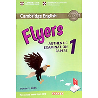 Cambridge English Flyers 1 for Revised Exam from 2018 Student's Book