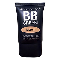 Kem Nền City Color BB Cream (23.2ml) #Light