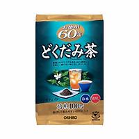 Trà diếp cá túi lọc Orihiro 180g (3g x 20 gói) x 3 túi