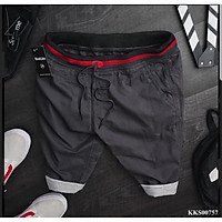 quần short kaki lưng thun