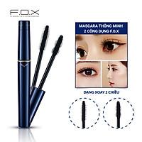Mascara Thông Minh 2 Công Dụng F.O.X Multi Function Mascara 8.5ml