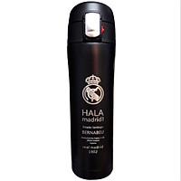 Bình giữ nhiệt logo đội bóng Real Madrid