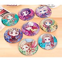 Huy hiệu hình nhân vật Identity V Game Anime Pins (8pcs/Set)