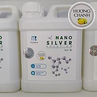 Dung dịch dùng cho máy phun khói Nano Bạc khử mùi khử khuẩn cho xe ô tô, nhà cửa, văn phòng