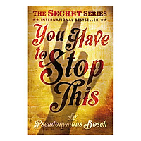 Usborne Middle Grade Fiction: You Have to Stop This