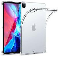 Ốp lưng silicone dẻo chống sốc Dada cho iPad Pro 11 inch 2018/ 2020 (Trong suốt) - Hàng chính hãng