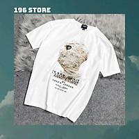 """Áo Thun 196 Store Họa Tiết """"Ih Nom Uh Nit"""" Mặt Trắng Màu Trắng Unisex Chất Liệu Cotton Cao Cấp Thoáng Mát - Lỗi 1 Đổi 1"""