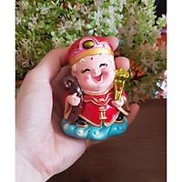 Bộ tượng Ông Bà Lộc size 9cm