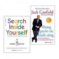 Combo Sách Kinh Tế, Kỹ Năng Vươn Tới Thành Công: Search Inside Yourself - Tạo Ra Lợi Nhuận Vượt Qua Đại Dương Và Thay Đổi Thế Giới + Những Nguyên Tắc Thành Công - Vươn Tới Đỉnh Cao Từ Xuất Phát Điểm Hiện Tại (Tái Bản) - Tặng kèm bookmark Happy Life