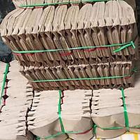 100 túi kraft giấy xi măng cỡ 36x40cm dùng gói hàng tiêu chuẩn