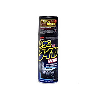 Chai Xịt 3 Trong 1 Leather & Tire Wax L-29 | Soft99