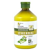 Dầu Xả O'Herbal Dành Cho Tóc Thường (500ml)