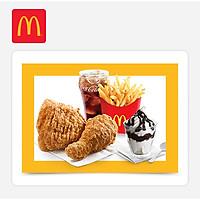 McDonald's - Full Meal - Gà Rán (E-Code Special EVM BIC)