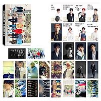Bộ Ảnh Thẻ Lomo Card Super Junior