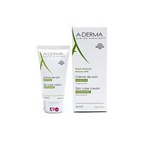 Kem dưỡng ẩm hàng ngày cho da mỏng manh A-Derma Skin Care Cream 50ml (Nhập khẩu) - vỏ mới