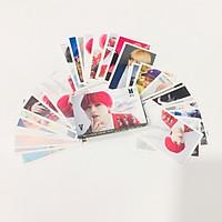 Bộ ảnh lomocard V BTS 30 ảnh