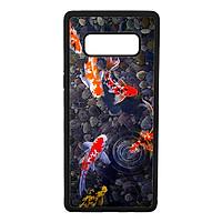 Ốp lưng cho Samsung Galaxy Note 8 CÁ CHÉP 3 - Hàng chính hãng