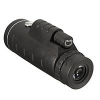 40X60 Monocular Telescope Night Vision Outdoor Hiking Binoculares Portable Spotting Scope Waterproof Monoculars with