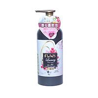 Combo 2 Chai Sữa Tắm Trắng Da Chống Lão Hóa Hương Hoa Thiên Nhiên Nhật Bản FUNS LUXURY NO.36 450ML