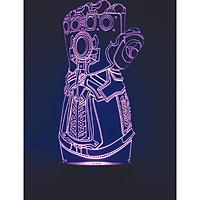 Đèn trang trí găng tay 16 màu - Quà tặng đáng yêu LL04