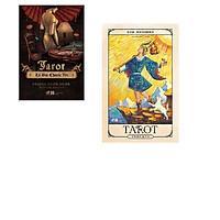 Combo 2 cuốn sách: Tarot - lá bài chuộc tội + Tarot -  Nhập môn